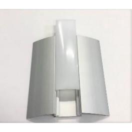 Perfil de Alumínio Saliente...