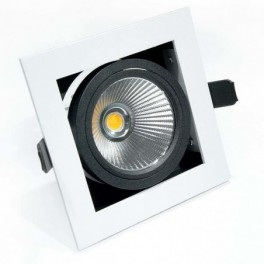 Downlight LED Orientável...