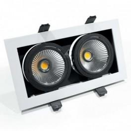 Downlight LED Orientável...