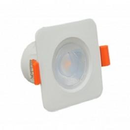 Spot LED LUXTAR 8W Quadrado...