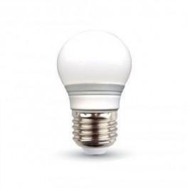 Lâmpada LED LUXTAR E27 G45...