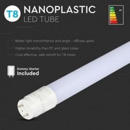 Tubo LED V-TAC T8 Plástico...