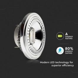 Lâmpada LED V-TAC AR111 9W...