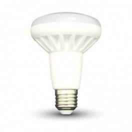 Lâmpada LED V-TAC E27 R80...