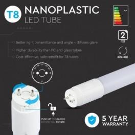 Tubo LED V-TAC PRO T8...