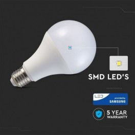 Lâmpada LED V-TAC PRO E27...