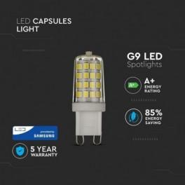 Lâmpada LED V-TAC PRO G9 3W...