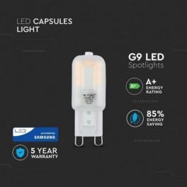 Lâmpada LED V-TAC PRO G9...