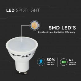 Lâmpada LED V-TAC GU10...