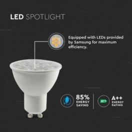 Lâmpada LED V-TAC PRO GU10...