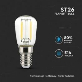 Lâmpada LED V-TAC E14 ST26...