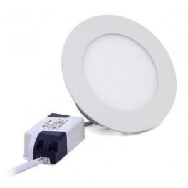 Painel LED HXLED 6W Redondo...