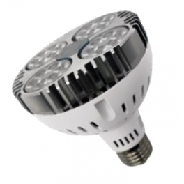 Lâmpada LED LUXTAR E27...