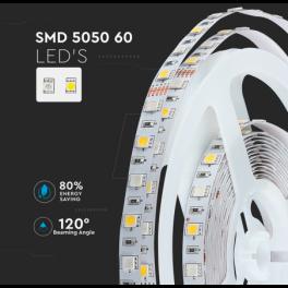 Fita LED V-TAC 14.4W/m 60x...